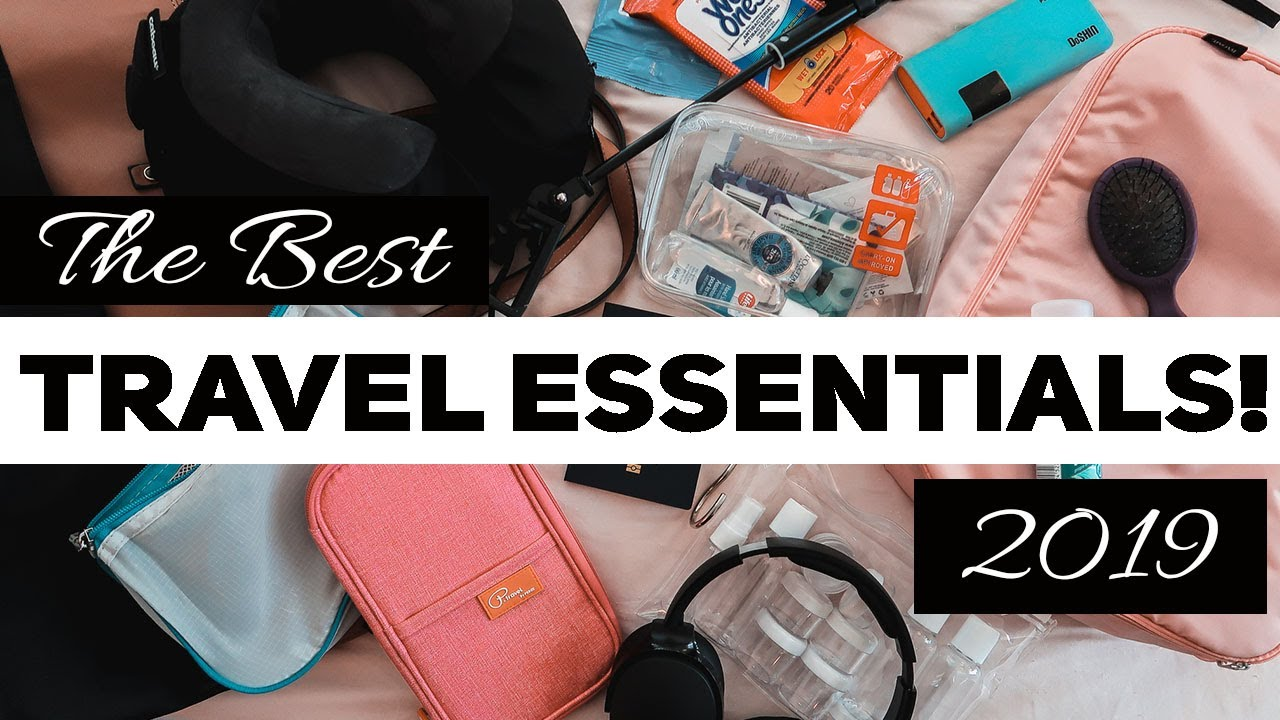 Essential Accessories for Traveling